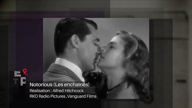 L'histoire des baisers au cinéma