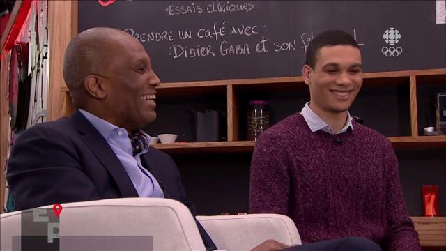 Entrevue avec Didier Gaba et son fils Axel