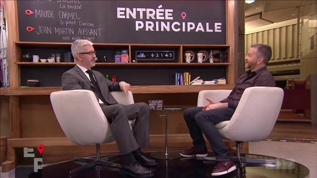 Entrevue avec Jean-Martin Aussant