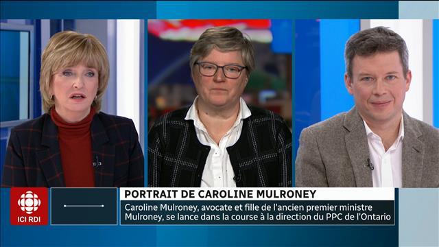 Portrait de Caroline Mulroney