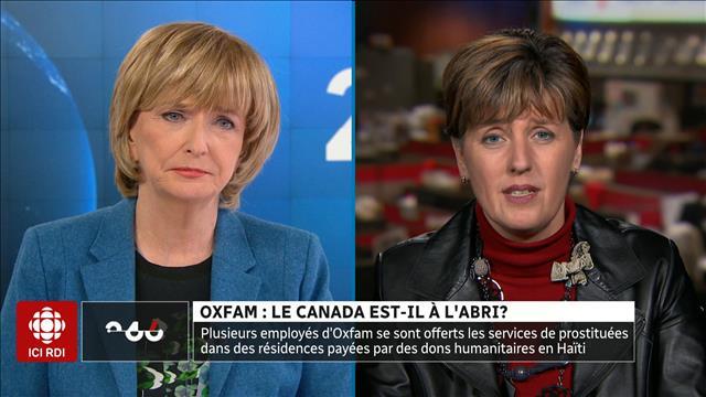 Oxfam : le Canada est-il à l'abri ?