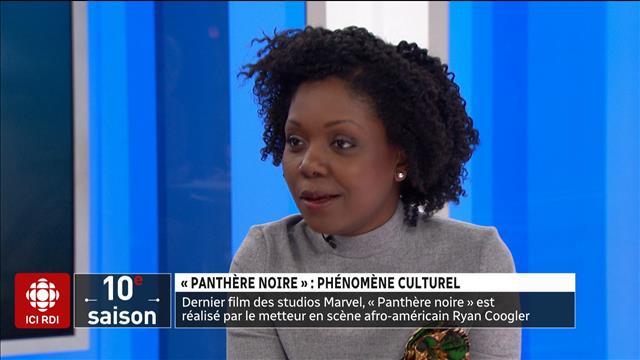 Panthère noire : phénomène culturel