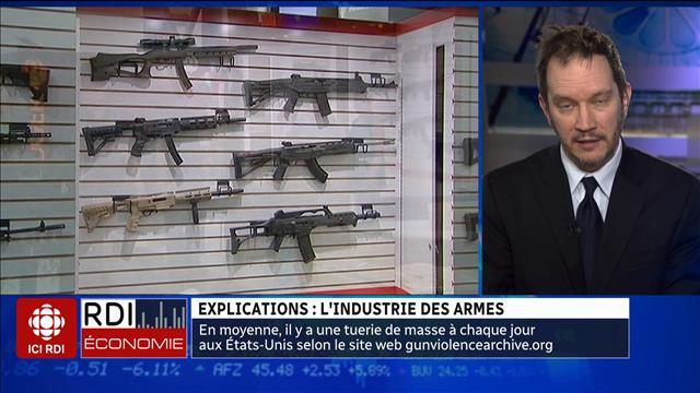 Explications : l'industrie des armes