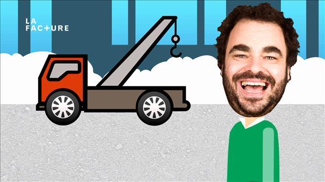 Le fin mot de l'histoire sur les remorqueurs qui prennent votre véhicule en otage