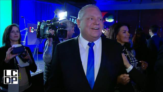 Doug Ford à la tête des conservateurs ontariens