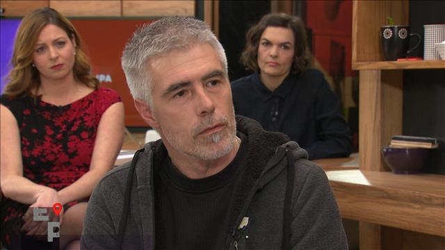 Entrevue avec Alain Gervais