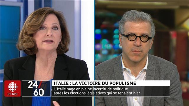 Italie : la victoire du populisme