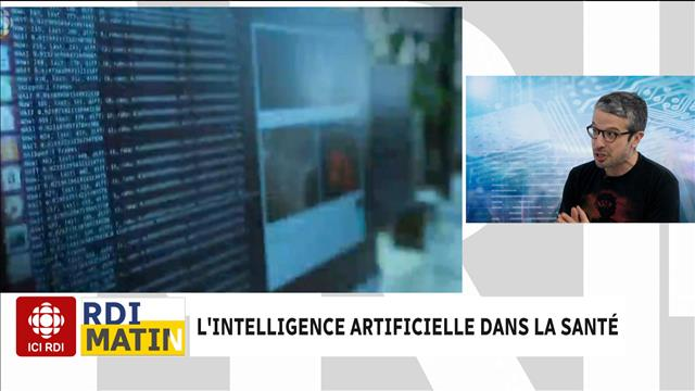 L'intelligence artificielle en santé
