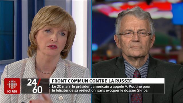 Front commun contre la Russie