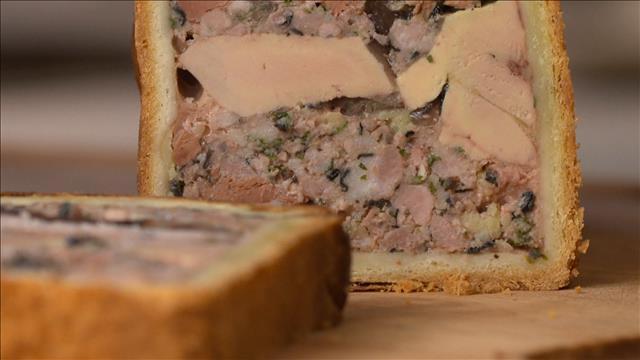À la découverte du pâté en croûte