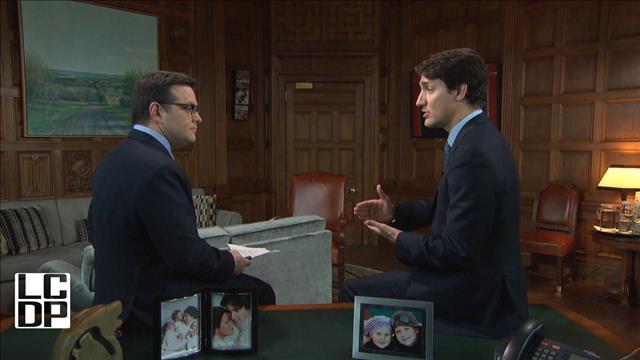 Le premier ministre Justin Trudeau répond à vos questions