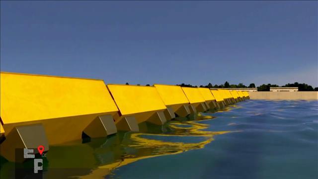 Des inventions pour diminuer l'impact des inondations