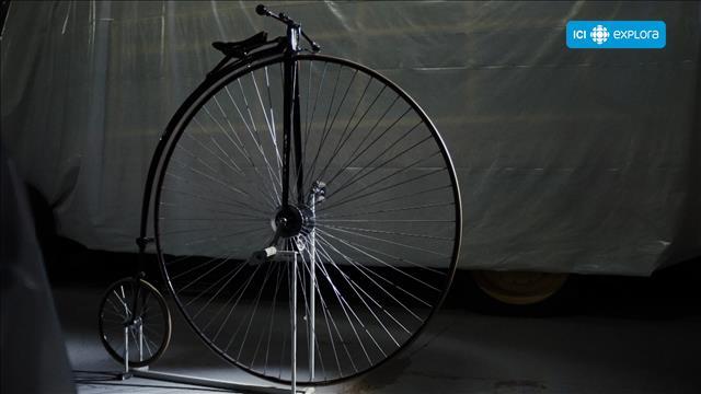 Capsules Réinventer: un musée du futur - Bicyclette « Le grand bi »