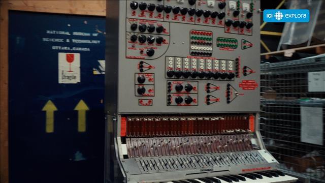 Capsules Réinventer: un musée du futur - Instrument polyphonique