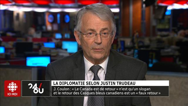 La diplomatie selon Justin Trudeau