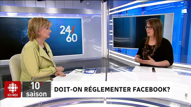 Doit-on réglementer Facebook ?