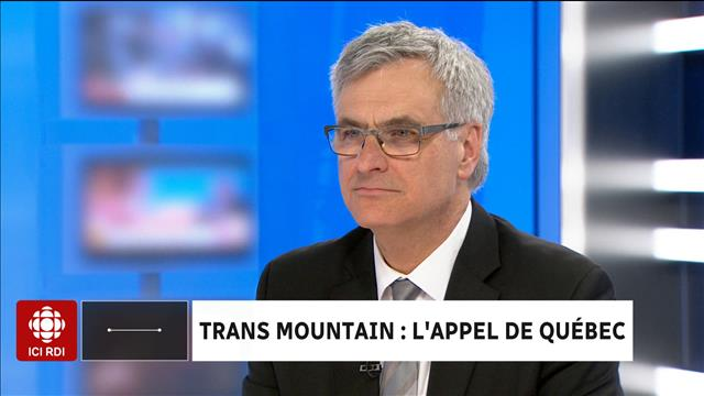 Trans Mountain : l'appel de Québec
