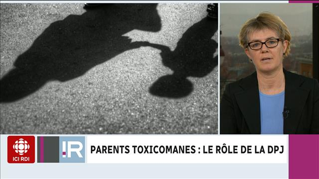 Parents toxicomanes: le rôle de la DPJ