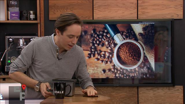 Les vertus du marc de café