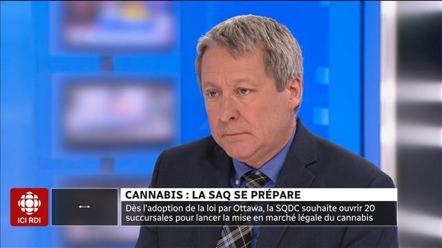 Cannabis : la SAQ se prépare