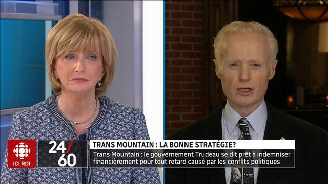 Trans Mountain : la bonne stratégie ?
