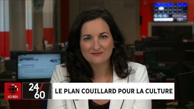Le plan Couillard pour la culture