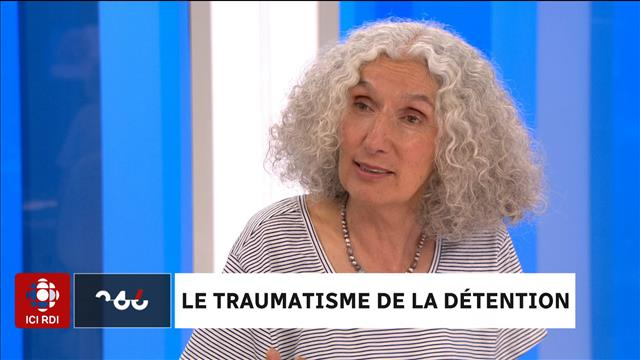 LE TRAUMATISME DE LA DÉTENTION