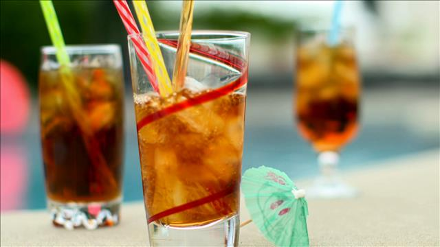 Tisanes et thés glacés