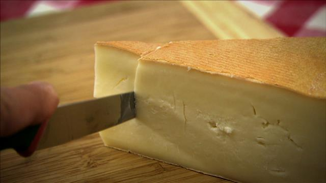Microbiote : le goût du fromage
