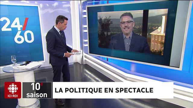 La politique en spectacle