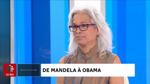 De Mandela à Obama