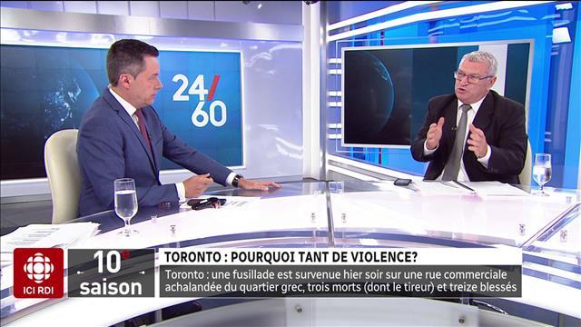 Toronto : pourquoi tant de violence?