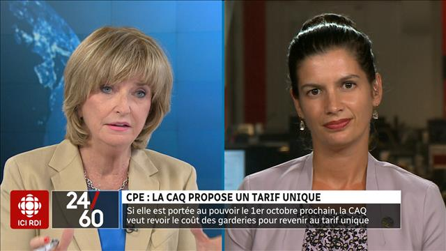 CPE : La caq propose un tarif unique