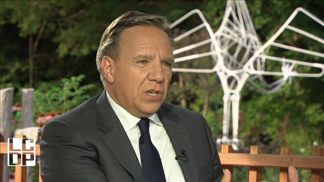 François Legault exclut un retour au déficit
