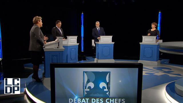 Comment les chefs se préparent-ils aux débats?