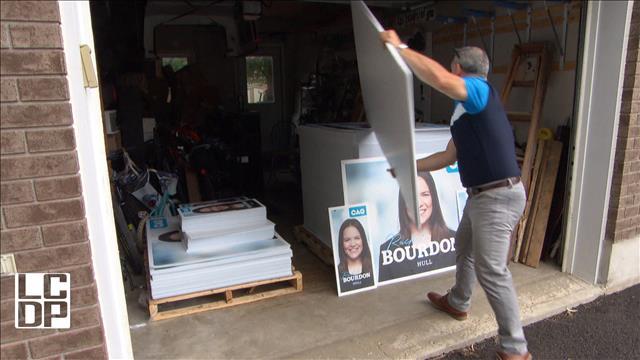 Les travailleurs de l'ombre des campagnes électorales