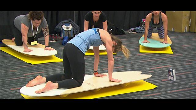 Le yoga d'est en ouest