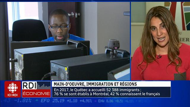 Faut-il plus d'immigrants en région ?