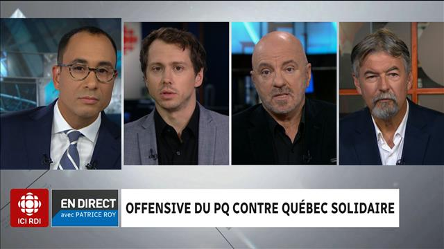 Le panel politique du 21 septembre 2018