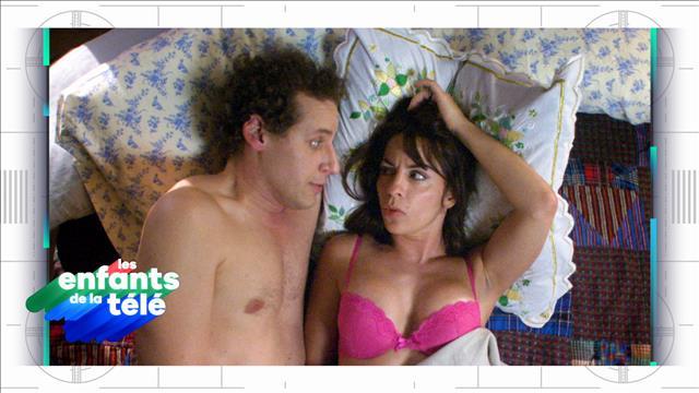 Une scène sexuelle de La galère en 2010 avec Anne Casabonne et Gabriel Sabourin