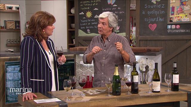Jean-François Demers - Les grands vins du Canada