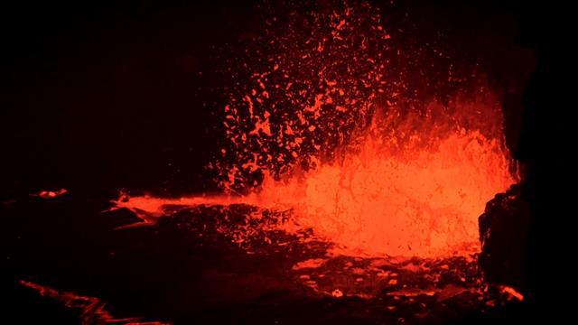 Volcan Kilauea d'Hawaï
