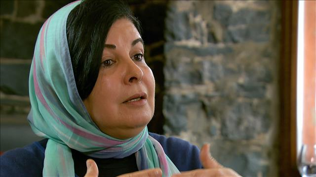 Entrevue d'Asma Lamrabet