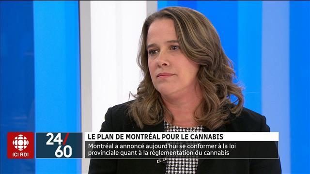 Le plan de Montréal pour le cannabis