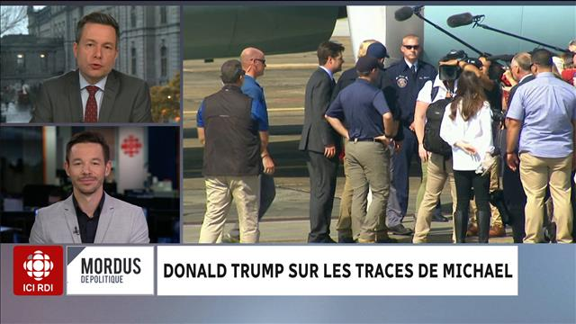 Donald Trump sur les traces de Michael