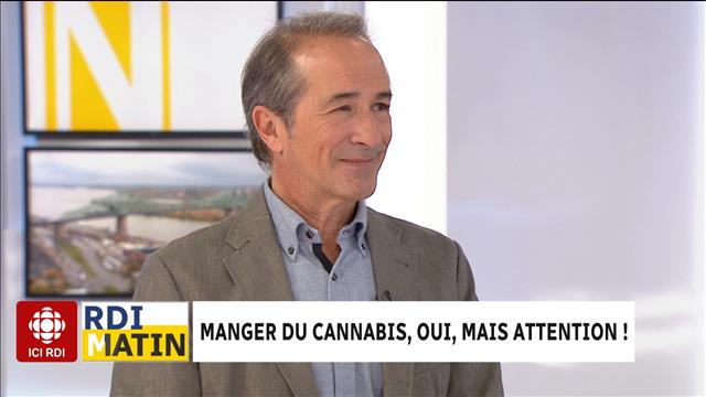 Manger du cannabis, oui, mais attention!