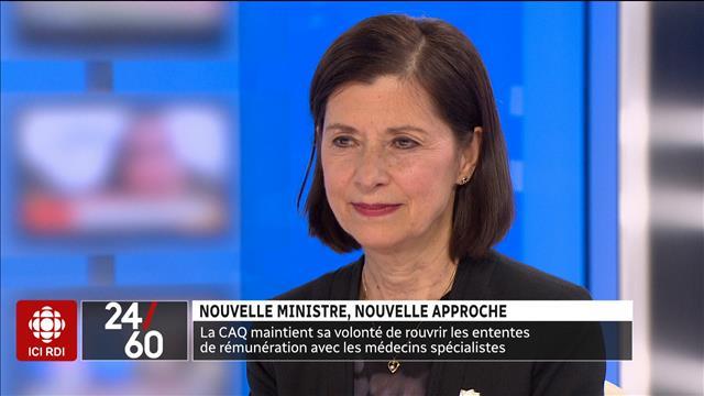 Nouvelle ministre, nouvelle approche