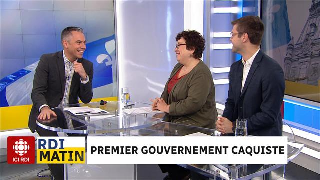 Analyse du gouvernement caquiste