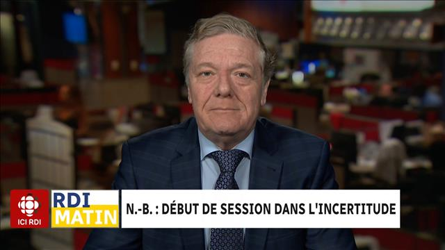 N.-B. : début de session dans l'incertitude