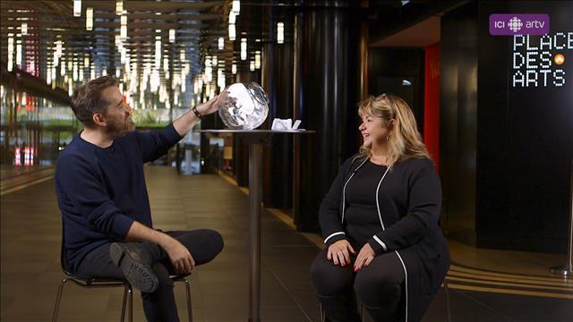 Visionner Le questionnaire de Jean-Sébastien avec Lise Dion